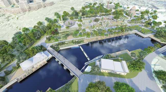 Kars'ın çehresini değiştirecek projenin bu yıl tamamlanması hedefleniyor