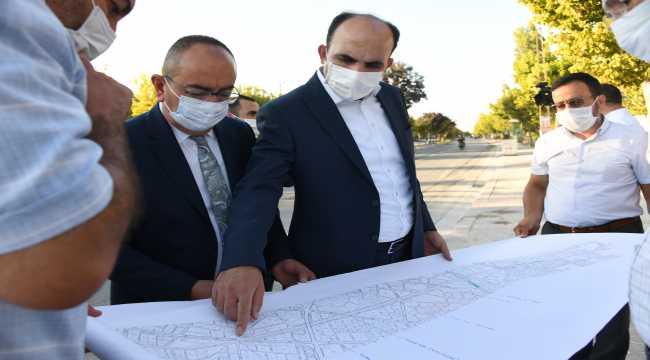 Konya'da hızlı tren altgeçitleri standartlara uygun hale getirilecek