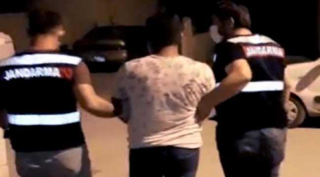 Mersin'de PYD/PKK üyesi olduğu iddia edilen kişi yakalandı