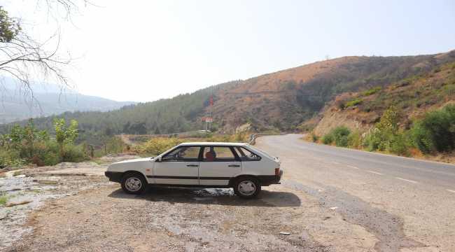 Osmaniye'de bir kişi otomobilin içinde ölü bulundu