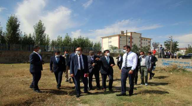 Şehit Bedirhan bebeğin adı Sivas'ta gençlik merkezinde yaşatılacak