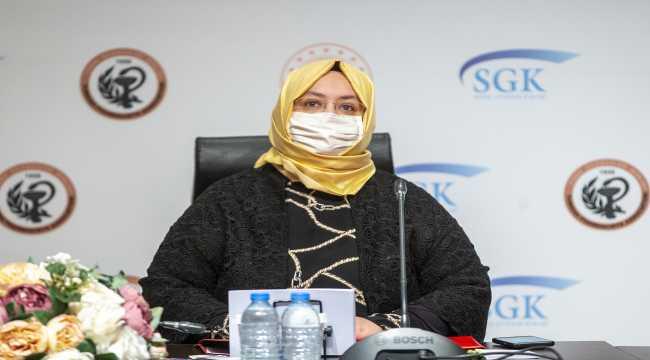 SGK ile TEB arasında İlaç Alım Protokolü imzalandı