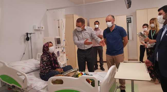 Yeni Ceyhan Devlet Hastanesi hastanesi hizmete girdi