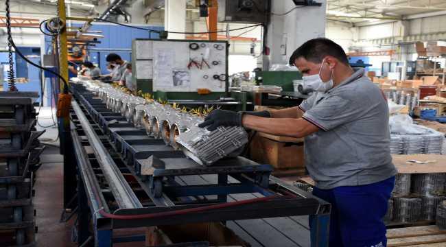 Yerli orta gerilim motor ile jeneratörü Aksaray'da üretilecek