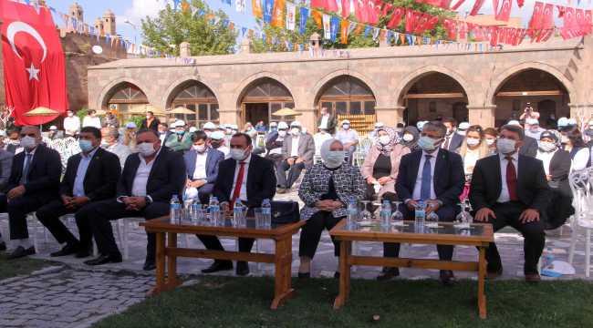 AK Parti İncesu 7. Olağan İlçe Kongresi yapıldı