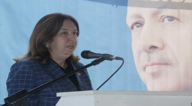 AK Parti Suşehri İlçe Başkanlığı 7. Olağan Kongresi yapıldı