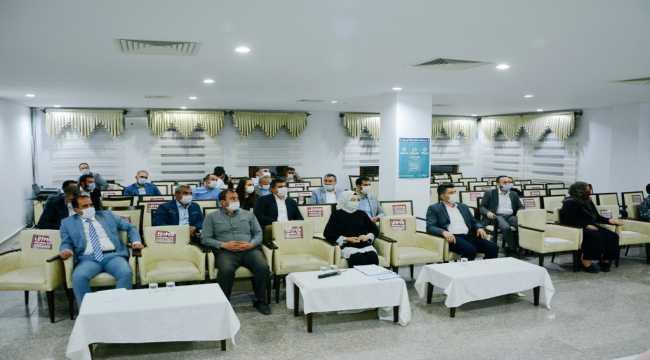 Akyurt Belediye Ekim Ayı Olağan Meclis Toplantısı yapıldı