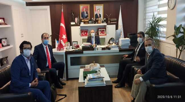 Ankara Uluslararası Batı Karadeniz Birliği'nden ziyaretler