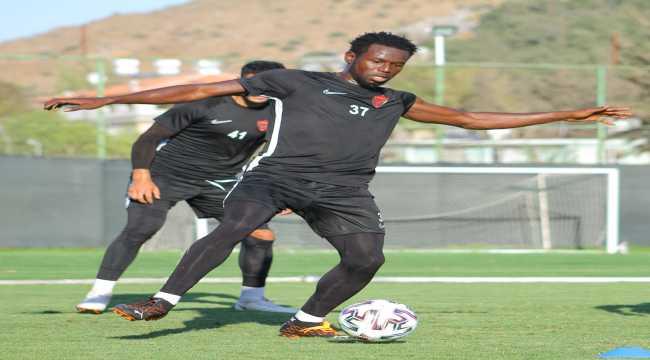 Atakaş Hatayspor, Aytemiz Alanyaspor maçı hazırlıklarına devam etti