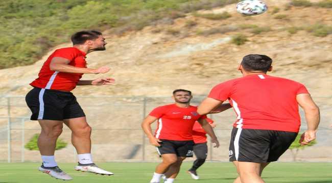 Atakaş Hatayspor, Aytemiz Alanyaspor maçına hazır