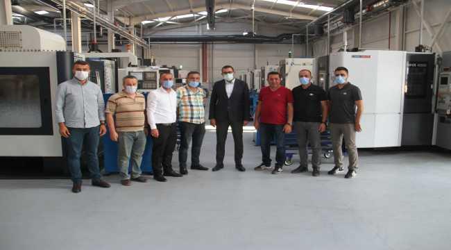Cumhurbaşkanı Başdanışmanı Mustafa Akış, Beyşehir'i ziyaret etti