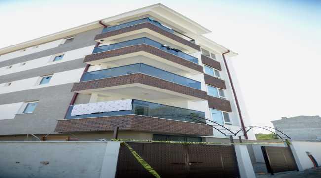 Eskişehir'de balkondan düşen bebek yaşamını yitirdi