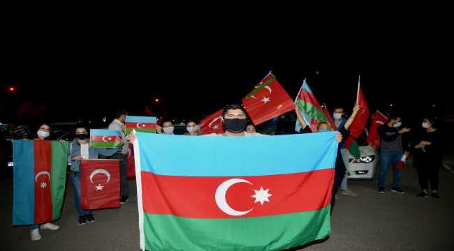 Eskişehir'den Azerbaycan'a