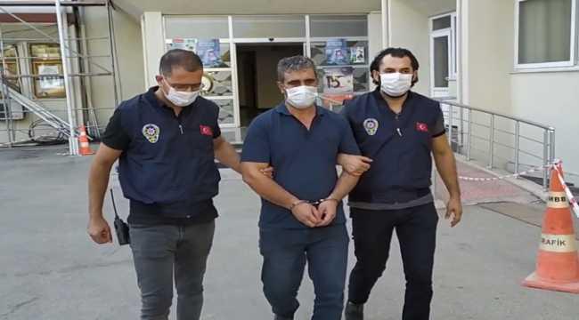 Mersin'de çocuklarını darbettiği ileri sürülen baba tutuklandı