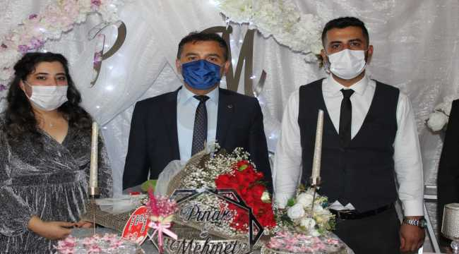 İl Müdürü Nevzat Özer, şehit Kadir Görgülü'nün kardeşi için kız istedi