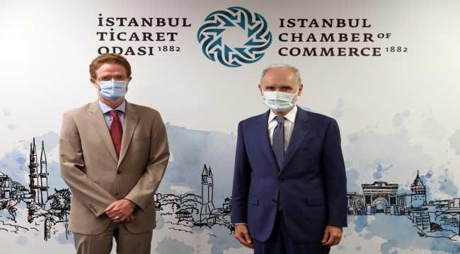 İTO Başkanı Avdagiç: