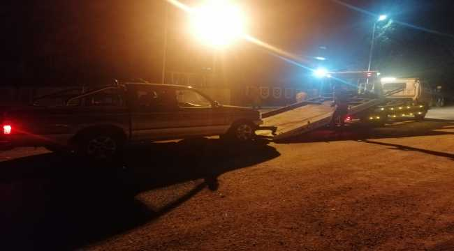 Kahramanmaraş'ta kaçak avcılar suçüstü yakalandı