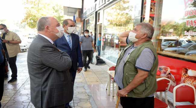 Kahramanmaraş'ta Kovid-19 tedbirlerine uymayan 44 kişiye ceza