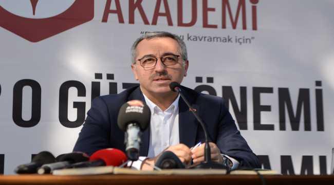 Kahramanmaraş'ta Şehir Akademisi Programı başladı