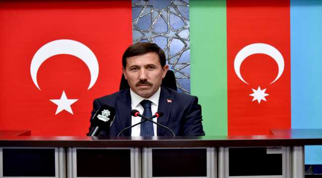 Karatay Belediyesi Meclisinden Azerbaycan'a destek