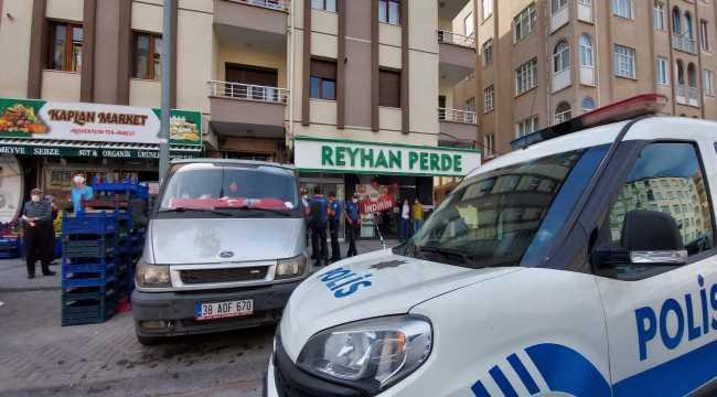 Kayseri'de eşini yaralayan yaşlı adam intihar etti