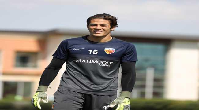 Kayserispor, MKE Ankaragücü maçı hazırlıklarını tamamladı