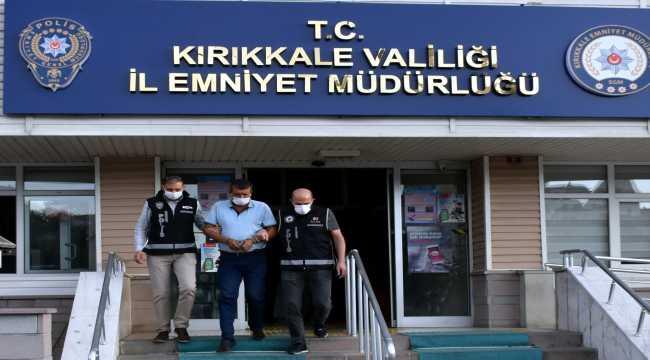 Kırıkkale'de sahte içkiden zehirlenmeyle ilgili 2 şüpheli adliyeye sevk edildi