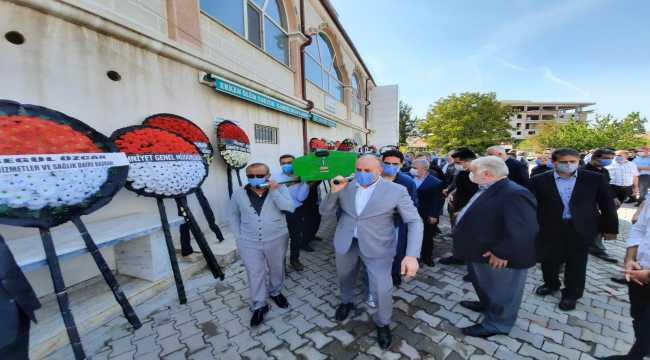 Kırşehir Emniyet Müdürü Türesin'in acı günü