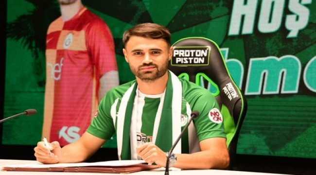 Konyaspor'da çifte transfer