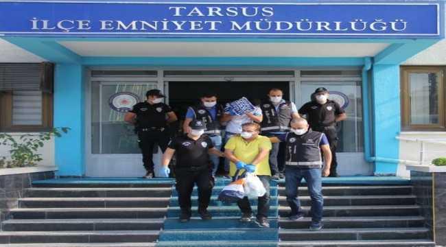 Mersin'deki sahte rapor operasyonunda 6 zanlı daha tutuklandı