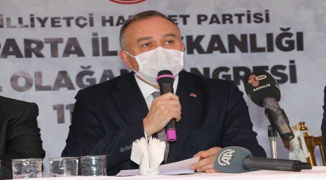 MHP Grup Başkanvekili Erkan Akçay'dan Hatay'daki orman yangınına ilişkin açıklama: