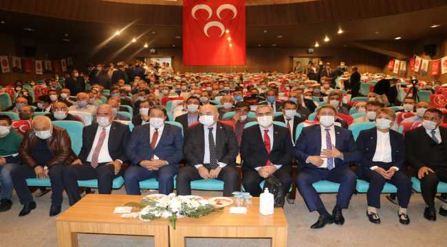 MHP Yozgat İl Başkanlığı'na Tekin Irgatoğlu seçildi
