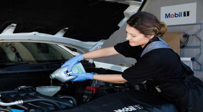 Mobil Oil Türk'ten sürücüler için kış bakım uyarıları