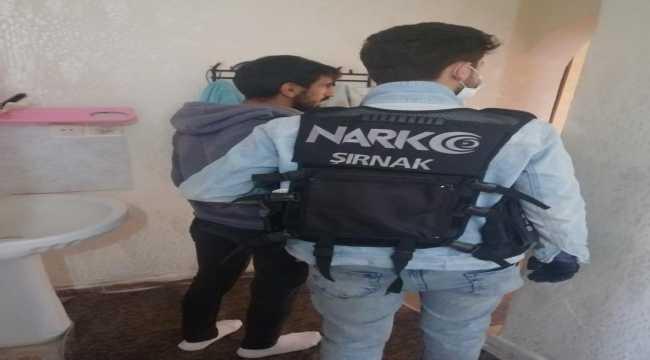 NARKONET-6 Operasyonu'nda 59 şüpheli gözaltına alındı