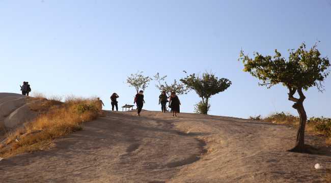 Pandemi sürecinde güvenli tatilin adresi: Kapadokya