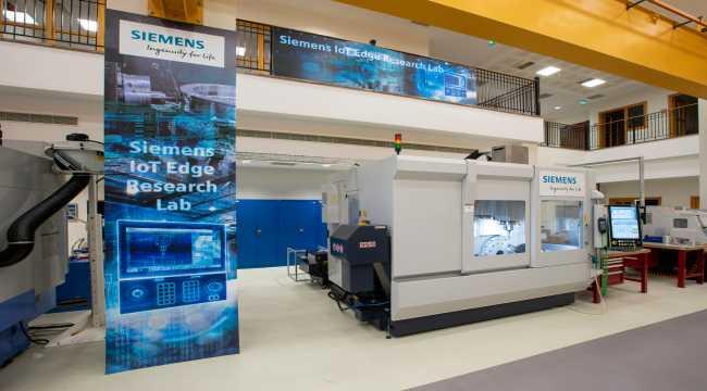 Siemens Türkiye ile Koç Üniversitesi dijital üretim için güçlerini birleştirdi