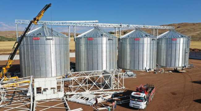 Sivas'ta yem ve süt işleme tesisi açılışa hazırlanıyor
