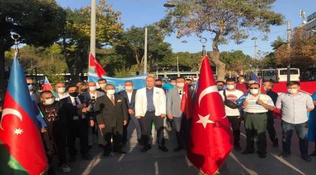 TAİB üyelerinden Ermenistan'ın işgalci tavrı ve terörist saldırılarına kınama