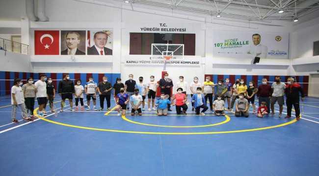 Adana Gençlik ve Spor İl Müdürü Çintimar'dan ziyaret