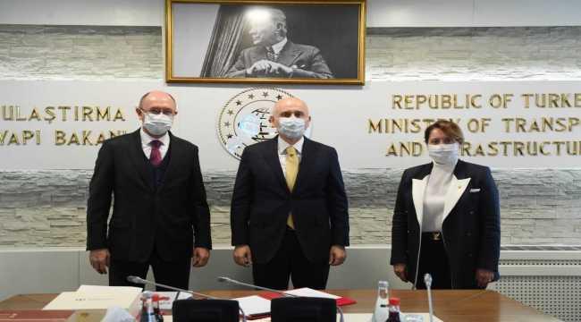 AK Parti Milletvekili Günay ile AÜ Rektörü Erdal, URAYSİM'i anlattı