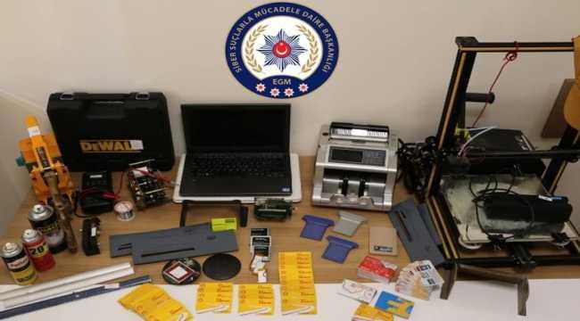 ATM'lere kart kopyalama aparatı yerleştirenler tutuklandı