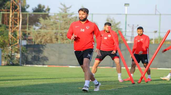 Atakaş Hatayspor, Çaykur Rizespor maçı hazırlıklarına başladı