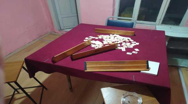 Eskişehir'de iki dernekte Kovid-19 tedbirlere uymayan 31 kişiye ceza uygulandı