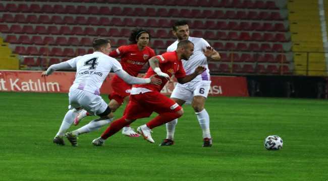 Kayserispor Yomraspor 5-0