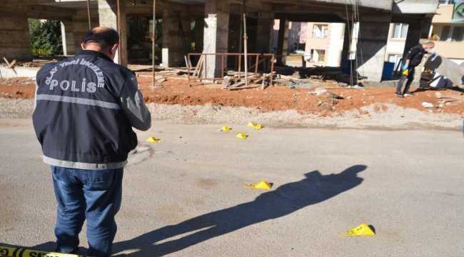 Kahramanmaraş'ta tabancayla vurulan bir kişi yaralandı