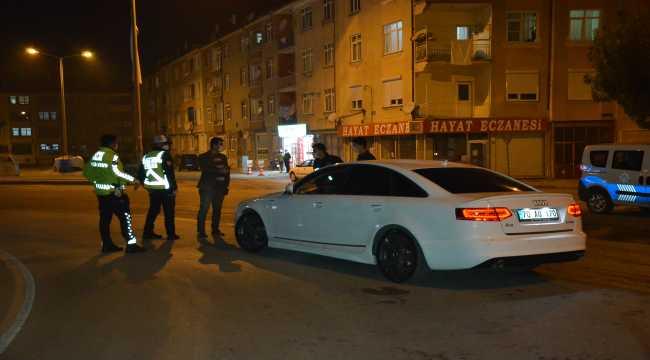Karaman'da direksiyonda kalp krizi geçiren sürücü öldü