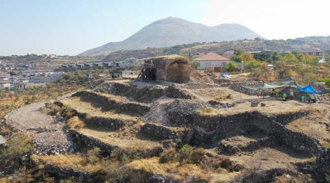 Kayseri'de 8 asırlık tarihi Selçuklu köşkü restore ediliyor