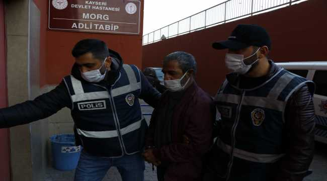 Kayseri'de silahla yaralama olayıyla ilgili bir kişi tutuklandı