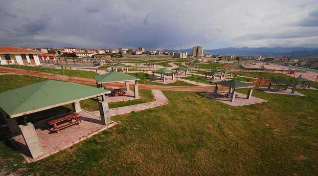Kayseri mesira alanı büyüklüğünde Türkiye'de lider şehir oldu