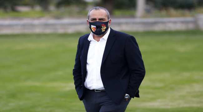 Kayserispor Basın Sözcüsü Mustafa Tokgöz, takımından umutlu: